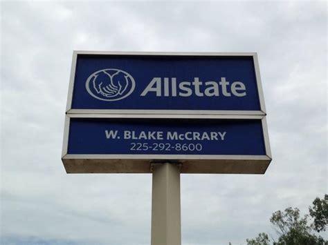Auto Insurance Baton by Allstate Car Insurance In Baton La W Mccrary
