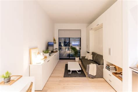 Micro Appartments by Tiny House Town See Nyc S Micro Apartment Building