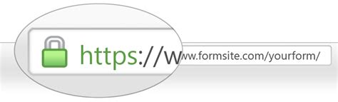 https how use https for secure forms formsite blog