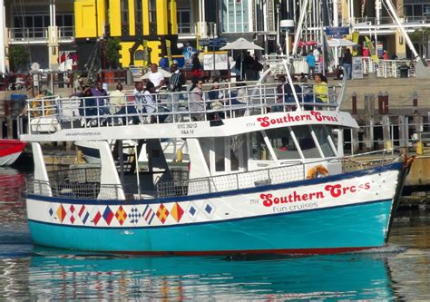 boat ride prices in waterfront cape town harbour in photos