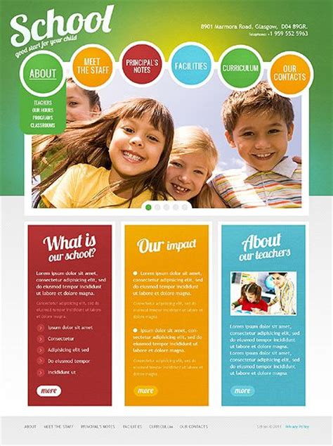39 best images about kids web design on pinterest kids