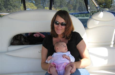 boat safety for infants boater life online boating with a baby or infant