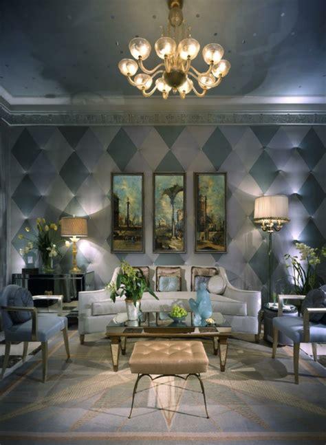 Elegant Livingroom le style art d 233 co dans l int 233 rieur archzine fr