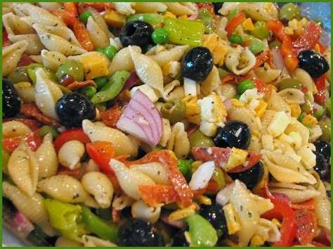 cold pasta salad fat johnny s front porch hot weather cold pasta salad