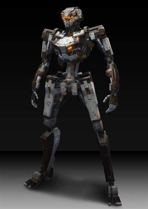 Baju Terminator Genisys Robotic Kaos Terminator Genisys Robot recently mech work yi yang on artstation at https www