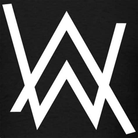 alan walker logo vector alan walker gifts spreadshirt