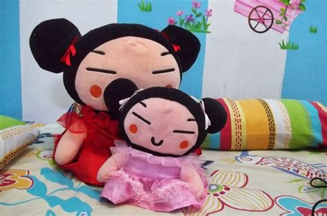 Boneka Pucca read only