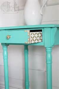 White Three Drawer Nightstand Creative Diy Painted Furniture Ideas Hative
