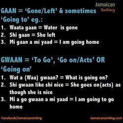 jamaican patois quotes quotesgram