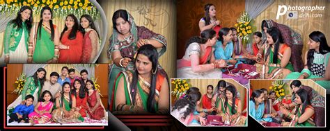 Wedding Album Cost by Traditional Wedding Gold Pack Photographer Delhi
