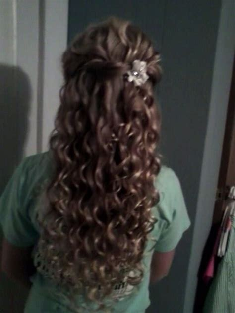 wanded hairstyles marykate wanded my hair tonight