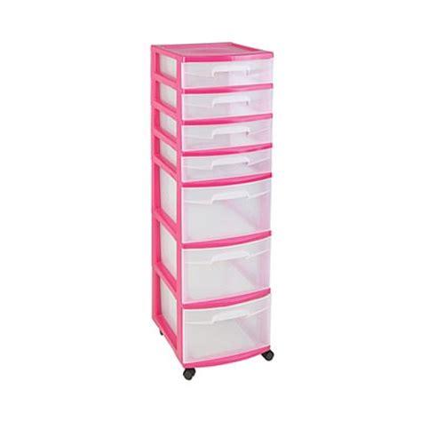 7 Drawer Storage Cart by Sterilite 174 7 Drawer Cart Organization Storage Craft