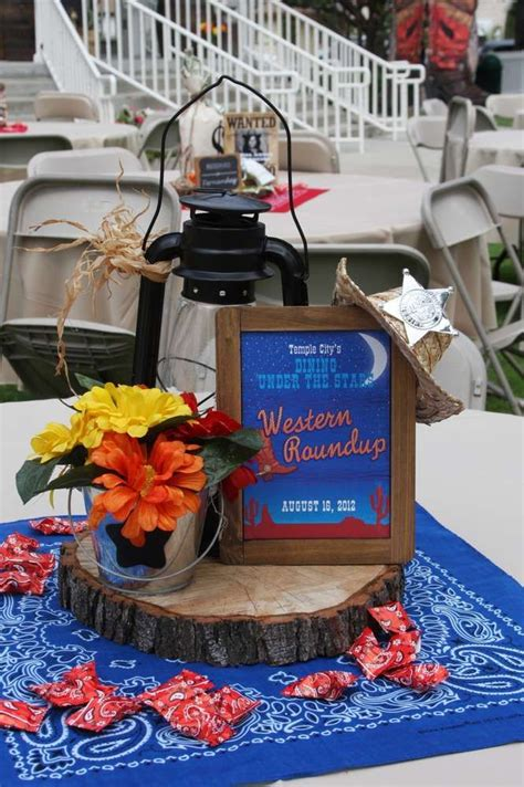western theme decorations 25 best ideas about western centerpieces on
