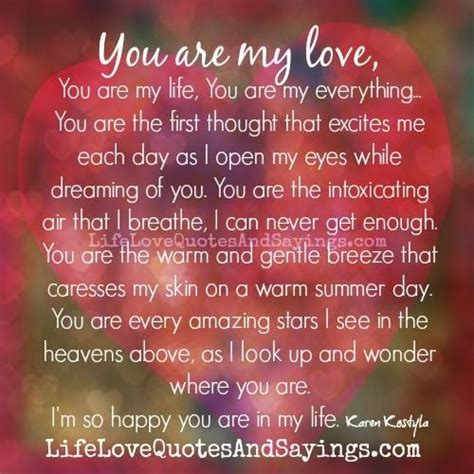 everything quotes pinterest you are my everything love quotes and sayings quotes