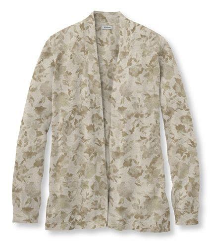 Cardigan Pria Cotton Kualitas Premium premium supima cotton sweater open cardigan floral
