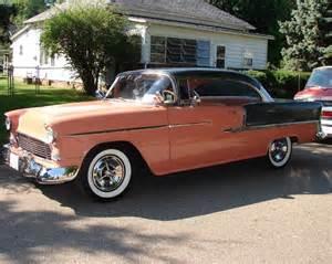 1955 Chevrolet Colors 1955 Chevy Colors