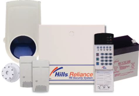 reliance 8 kit with aritech ev105 safe choice