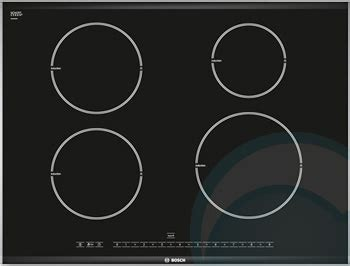 Bosch Induction Cooktop User Manual - bosch induction cooktop pie775n14e appliances