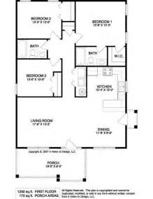 House Plans For 1200 Square Feet 1200 Sq Ft House Plan Sparrow 12 004 330 From