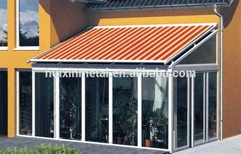easy aluminum awning maintainence haggetts aluminum easy motorized operation standard aluminium awning canopy