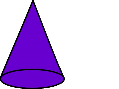 cone clip cone shape cliparts clipart best