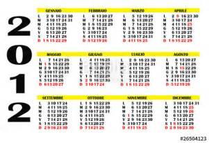 Calendario De 2012 Quot Calendario 2012 Quot Stock Image And Royalty Free Vector