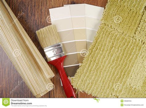 Upholstery Paint For Carpet by Color Paint Wallpaper And Carpet Choice Stock Images