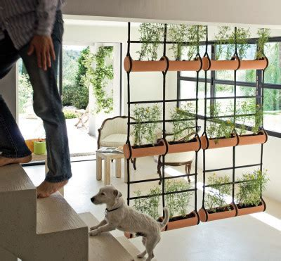 Diy Hanging Room Divider Hanging Planter Room Divider 187 Curbly Diy Design Decor