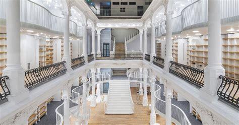 magical bookstore opens  doors  romania bored panda