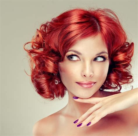 red hair styles for summer hot hair colors for summer lionesse beauty bar