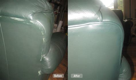how to fix leather couch scratches residential market leather furniture and couch repair