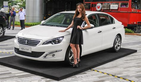 peugeot malaysia all new peugeot 408 launched in malaysia