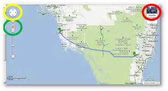 ta florida on a map alligators and the tamiami trail rich s ride