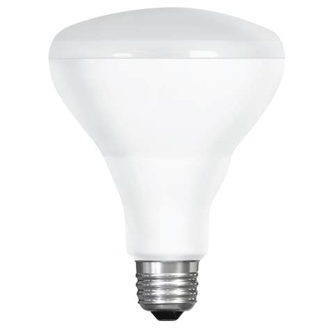 Switching To Led Light Bulbs Feit Electric Intellibulb 65w Equivalent Soft White 2700k Br30 Led Switch To Dim Light Bulb