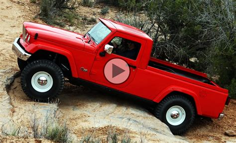 Jeep Truck Jeep Wrangler Is Officially Coming In 2017 With