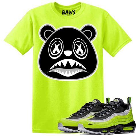 nike air max  volt glow sneaker shirts sneakerfitscom
