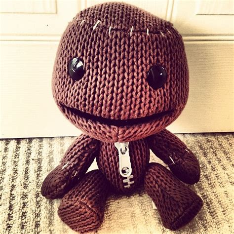 how to knit a sackboy sackboy diy