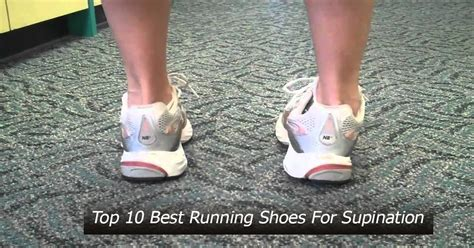 top ten best running shoes for supination buying guide