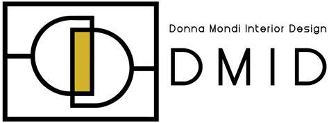 interior design logo font donna mondi interior design