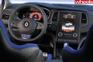 Renault Megane Interior 2016 Renault Megane Gt Review