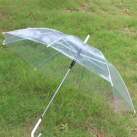 ombrelli trasparenti a cupola acquista all ingrosso rivestimenti in pvc da