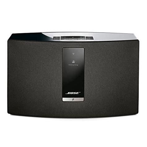 Alexia Abu 51 bose soundtouch 20 series iii wireless speaker black