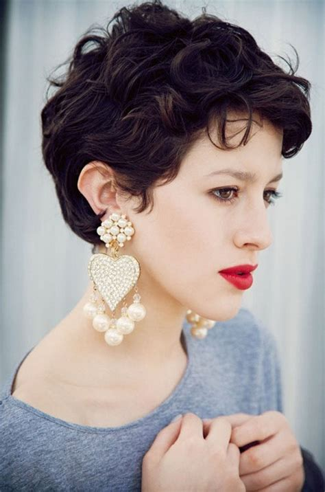 haircuts for thick curly hair 2014 short hairstyles for summer 2014 fashionsy com