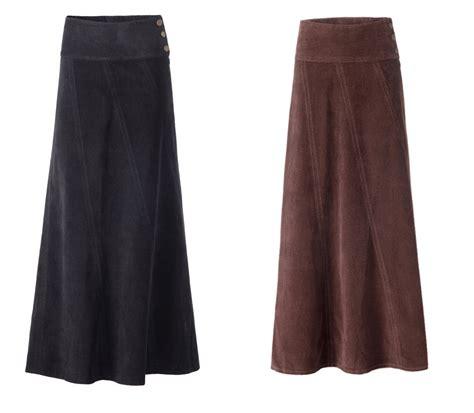 lovely length corduroy skirt maxi panel cord uk size 10 24 ebay