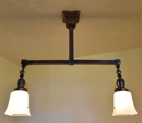 craftsman style chandeliers craftsman style chandelier 22 inch