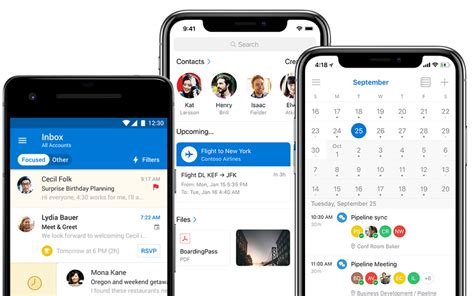 outlook mobile microsoft outlook for ios and android