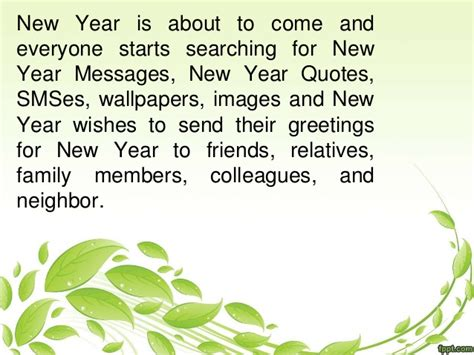 new year message happy new year messages