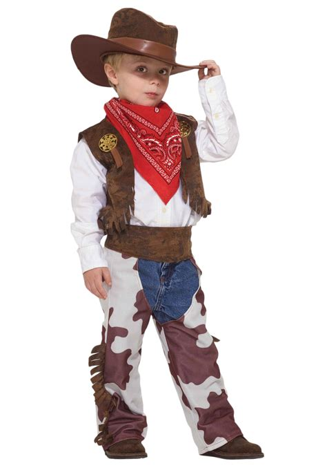 cowboy costume toddler cowboy costume