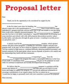 9 how to make a proposal letter daily chore checklist