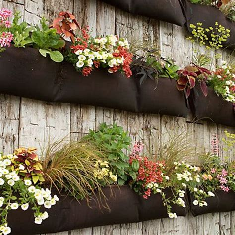 Exterior Wall Planters by 153 Best Images About Verticaal Tuinieren Vertical
